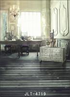 Wholesale Vinyl Custom indoor and floor Digital Photography Backdrops Prop Photo Studio Background J