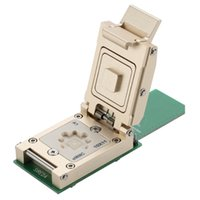 Wholesale flash memory engineered test fixture test socket Contactor reader programmer BGA153 Socket SD Solution_11X10mm_Perform emmc test socket