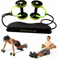 Wholesale Fitness Revoflex Xtreme Abdominal Trainer ABS Workout KIT Resistance Exercise