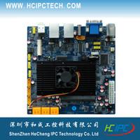Wholesale M42S ITX HCM25S12 Atom D2550 NAS COM SATA ESATA USB Mini PCIE Giga LAN VGA HDMI LVDS DDR3 ATX