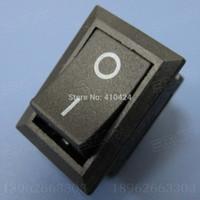 Wholesale AC A V A V ON OFF I O Rocker Switch Pin Electronic components DIY order lt no track