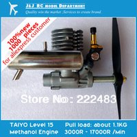 model aircraft engine - TAIYO Methanol Engine for Model Airplane New Japanese Original Engine Aircraft Sets NoviceDIY Necessary