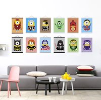 Cheap More Panel despicable me Best Digital printing Fashion pop art