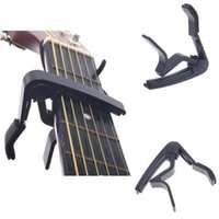 Wholesale Quick Change Tune Clamp Key Trigger Capo For Acoustic Electric Guitar