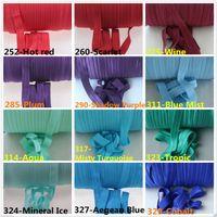 foe - SALE colors NEW Yard quot MM Soft Shiny FOE fold over elastic Ribbon baby headbands Children s Hair Accessories
