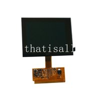 Cheap Newes For Audi A4 Lcd Display For AUDI A3 A4 A6 VDO LCD Volkswagen Display Lcd