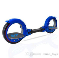 Wholesale Children And Adults Two Wheels Kick Scooter Action Sports Balance Car Latest Roller Sports Car Sideways Use