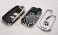 Wholesale New Buttons Blank Remote Flip Folding SWITCHBLADE Key Shell case Fit For Mazda M37580 car