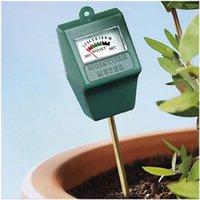 al por mayor probador de tierra de jardinería-1 PC del jardín de flores de la planta Medidor de Humedad Humedad Análisis probador de humedad del suelo Jardín envío gratuito