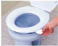 Cheap new item Creativity Bathroom products Convenient health toilet lid Handle Effective in reducing the bacterial infection 70 lot