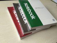 Wholesale Office school stationery A5 soft copy notebook notepad stationery book