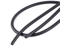 Wholesale 10M Length Black Rubber Cord mm quot Dia