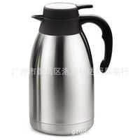 Wholesale 304 new vacuum pot insulation kettle tea tea shop special coffee pot pot