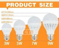 Wholesale 2015 High Power E27 B22 Led Bulb SMD W W W W W W W W W LED Lamp V V Light Bulb For Home Led Spotlight Lamps