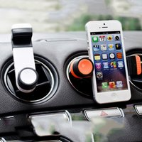 apple pdas - Universal Mobile Phone Holder Car Air Vent Mount Bracket for Mobile phones GPS PDA
