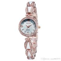 Precio de Cerámica blanca reloj de pulsera-Relojes Mujer 2015 WEIQIN Las mujeres de oro de Rose de las mujeres blancas de los relojes de cerámica de las altas mujeres visten el Rhinestone de lujo del reloj Relojes de pulsera