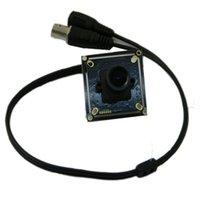 12v surveillance camera - 700TVL Inch CMOS mm MTV Lens CCTV Hidden Tiny Home Security Surveillance PCB Board Color Camera V BNC Output