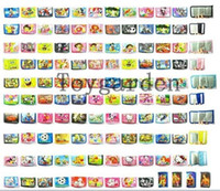 Wholesale NEW HOT Purses Mini Wallets Mix Cartoon Character Girls Children Kid Gift Fashion