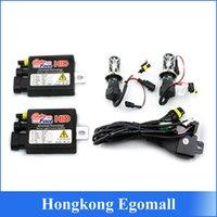 Wholesale US stock for car Xeno slim XENON HID KIT H4 K telescopic light HID Xenon Kits