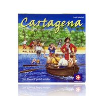 Wholesale English cartagena II board game fast shipping to brazil russia english rules gift for kids