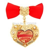 best graphics cards - Grandmother New Year souvenirs to decorate Grandma brooch pins The best medal and Russian Greeting card Factory direct sales