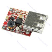 Wholesale B39New DC DC Converter Step Up Boost Module V To V A USB Charger For MP3 MP4 Phone