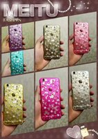 plastic flower - For new iphone samsung galaxy g530 s6 moto g3 moto g2 seven light flower with pearl tpu mobile case