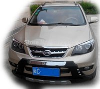 Wholesale new Front and rear bumpers front and rear protection bars S exclusively for and retail BYD S6 new highlights sect