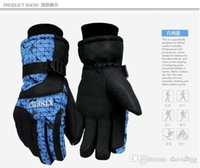 army motorcycle gloves - High Quality Men s Ski Gloves Winter Motorcycle Gloves Outdoor Gloves Warming Thicken Waterproof Snowboard Gloves