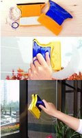 double glass window - Fashion Hot Useful Magnetic Window Cleaner Double Side Glass Wiper Useful Surface Brush