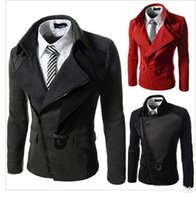 designer jackets for men - Fashion New Men Blazer Fashion Slim casual blazer for Men Brand Mens suit Designer jacket outerwear