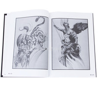 art supplies pictures - New Brand New Tattoo Supplies Reference Book Picture Instruction Sheet Flash Art European Figure