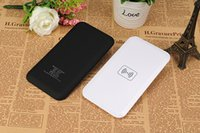 s4 phone - 50pcs QI Standard Wireless charger Charging Pad Plate QI Charger pad for S5 S3 S4 Note For mobile phones