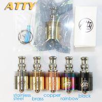 Cheap 3.0ml Atty Best Metal MODS Atty RDA