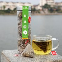 alpines plants - 2015 Promotion Years Food Alpine Stars Lotus Leaf Tea Processing Factory Direct Selling Green Triangle Teabag Plants