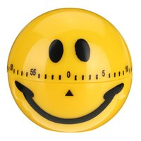 best minutes - Original Best Price New Stylish Mechanical Yellow Smile Face Kitchen Cooking Timer Alarm Minutes