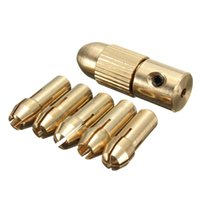 aluminum sheets price - High Quality Best Price New pc mm Small Electric Drill Bit Collet Micro Twist Drill Chuck Set for ABS board aluminum sheet