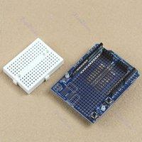 arduino prototyping shield - Retail PC NEW Prototyping Prototype Shield ProtoShield With Mini Breadboard For Arduino