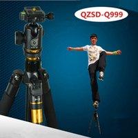 ball bearing load - QZSD Q999 Portable Tripod For SLR Camera Tripod Ball Head Monopod Changeable Load Bearing KG