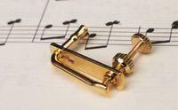 Wholesale High grade violin spinner hook gold plated