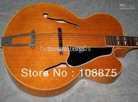 archtop guitar acoustic - hot High Quality new style Strings Electric Guitars L7 CN Vintage Archtop Acoustic Guitar GAT0119 L Excellent Qua
