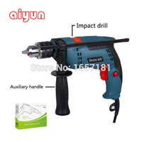 Wholesale Impact Drill Power Tools Electric drill W electric hammer