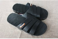 plastic slippers - 2015 new sandals summer breathable plastic sandals male slippers men shoes dual flip flop