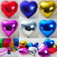 Wholesale Hot sell a inch sweet heart party decoration balloon children toy balloon