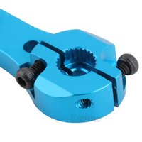Wholesale C18 Newest Aluminum CNC Horn Servo Arm T For Futaba Standard Servos T Blue