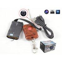 Wholesale Remote Control Module Hidden Camera Mini SPY DVR HD Pinhole Camcorder Recorder