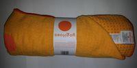Wholesale 1pc Yellow Yogitoes skidless yoga mat towel Brand x61cm Yellow