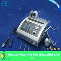 Wholesale 5 in Photon Treatment Hot and Cold Hammer Diamond Microdermabrasion Machine with factory price
