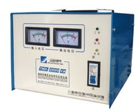 ac voltage stabilizer - SVC kVA Single phase high accuracy full automatic ac voltage stabilizer