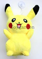 anime figure lot - 10pcs Plush Toys cm Pikachu Soft Stuffed Animal Toy Figure Collectible Doll frozen